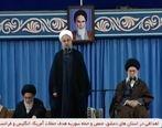 واکنش روحانی به تهاجم موشکی آمریکا به خاک سوریه